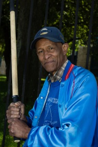 "76-year-old George ""Lolin"" Osario"